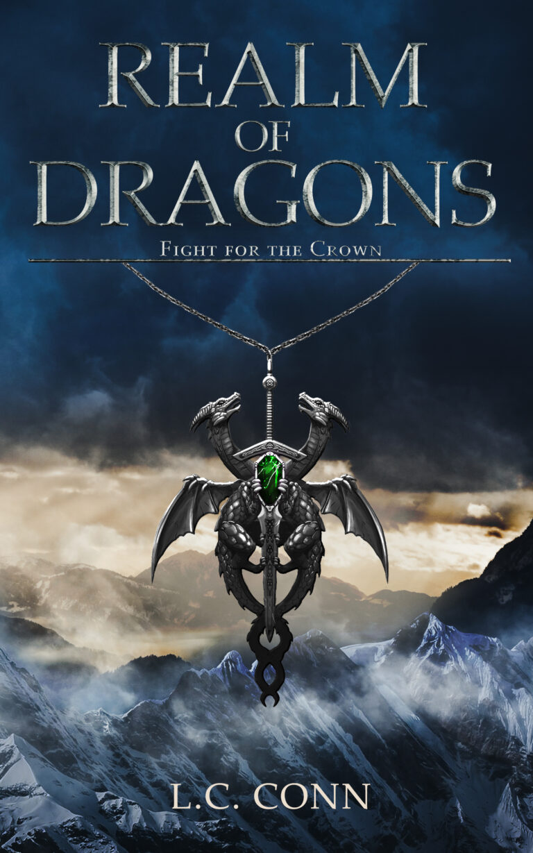 BOOK BLAST: REALM OF DRAGONS: FIGHT FOR THE CROWN by L.C. Conn Plus Giveaway!