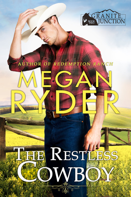4 STAR REVIEW: THE RESTLESS COWBOY by Megan Ryder