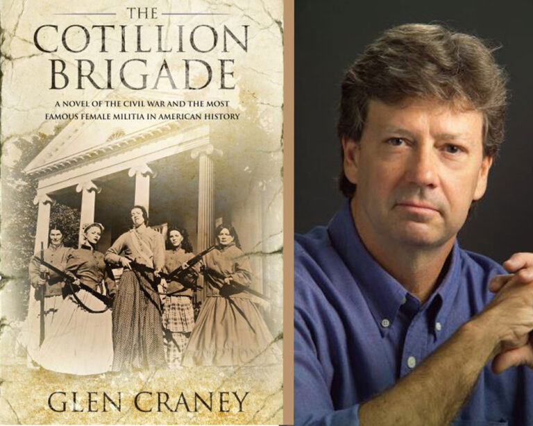 GUEST BLOG: Conjuring Authentic Historical Dialogue by Glen Craney Plus Giveaway!