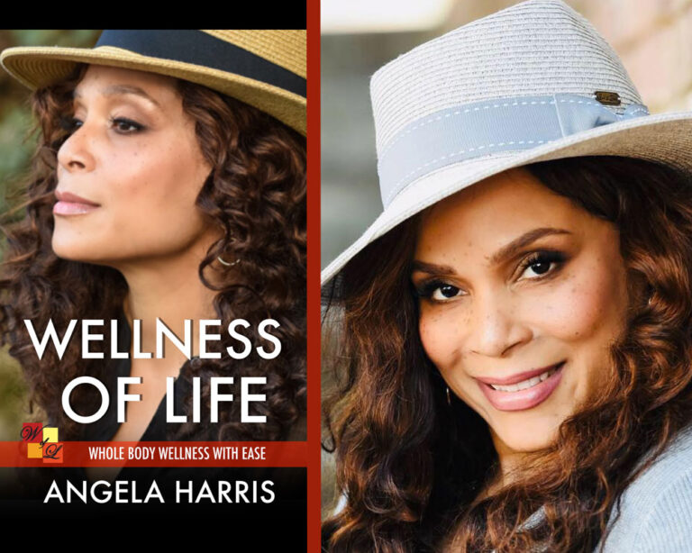 GUEST BLOG: What Inspired Me To Write My Book by Angela Harris Plus Giveaway!