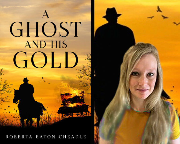GUEST BLOG: Tarot Cards and A GHOST AND HIS GOLD by Roberta Eaton Cheadle Plus Giveaway!