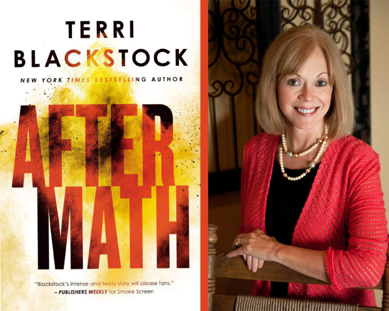 GUEST BLOG: Where There's A Will… by Terri Blackstock Plus Giveaway!