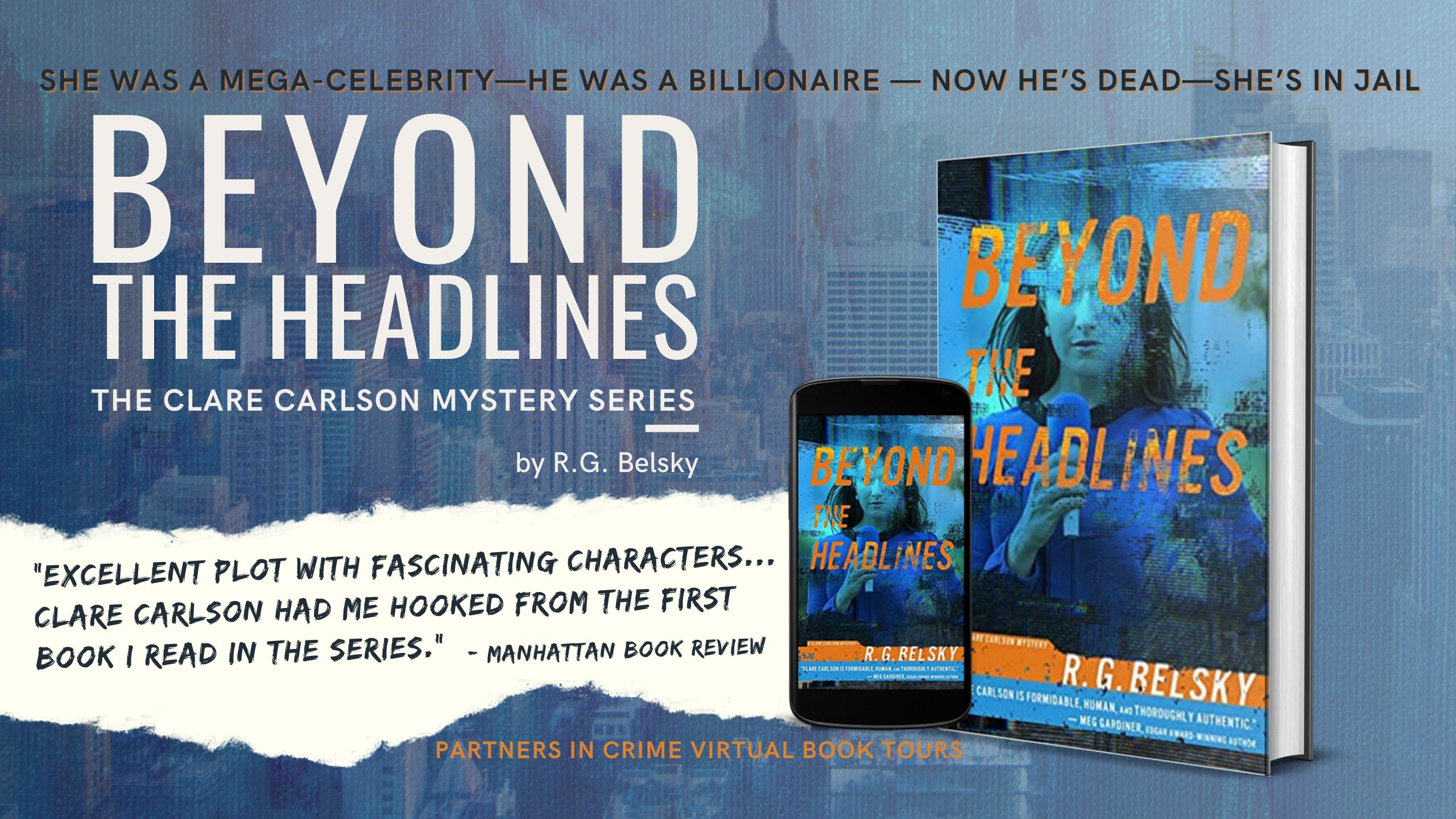 Beyond the Headlines Banner