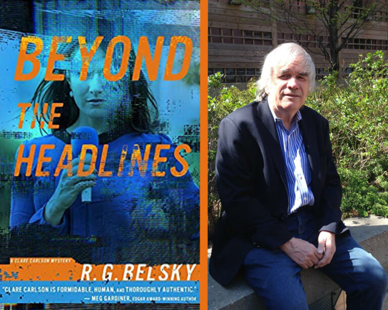 GUEST BLOG: This is the Vietnam War Novel I Never Wrote by R.G. Belsky Plus Giveaway!