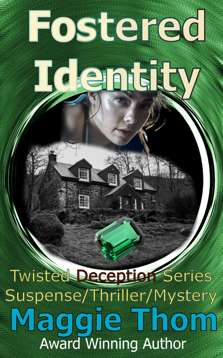 BOOK BLAST: FOSTERED IDENTITY by Maggie Thom Plus Giveaway!