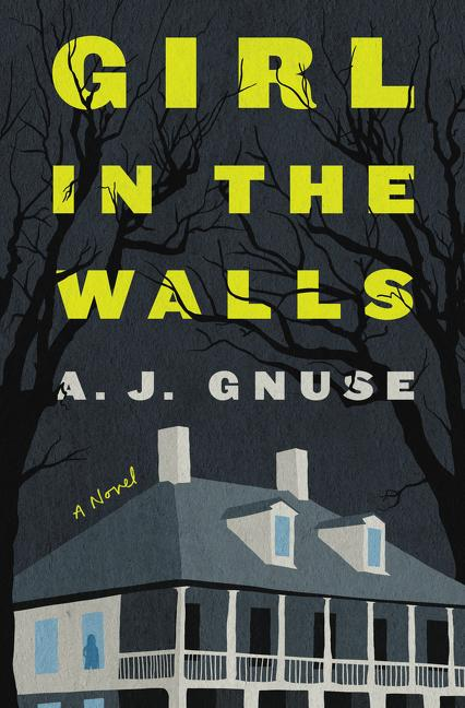 NEW RELEASE: GIRL IN THE WALLS By A. J. Gnuse