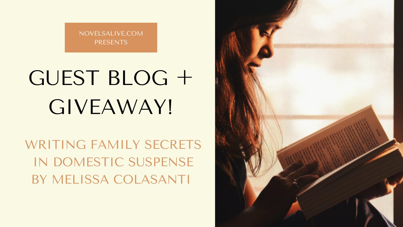 Guest Blog Melissa Colasanti Twitter