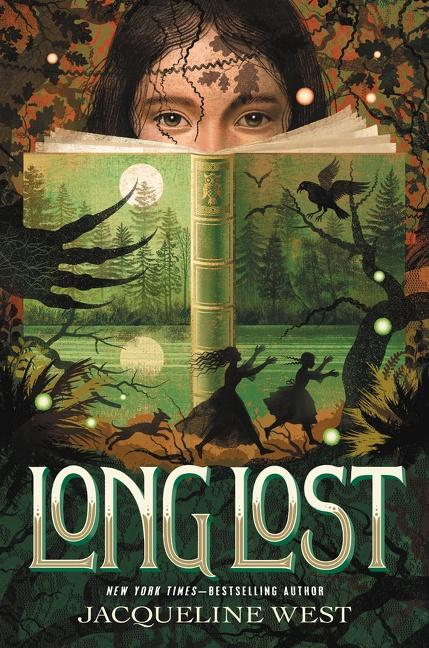 NEW RELEASE: LONG LOST by Jacqueline West