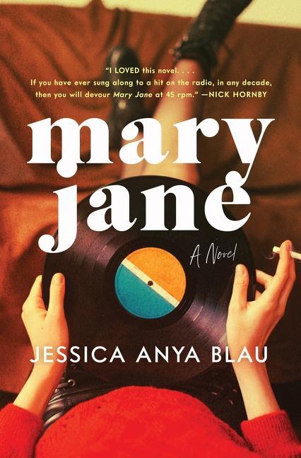 NEW RELEASE: MARY JANE by Jessica Anya Blau