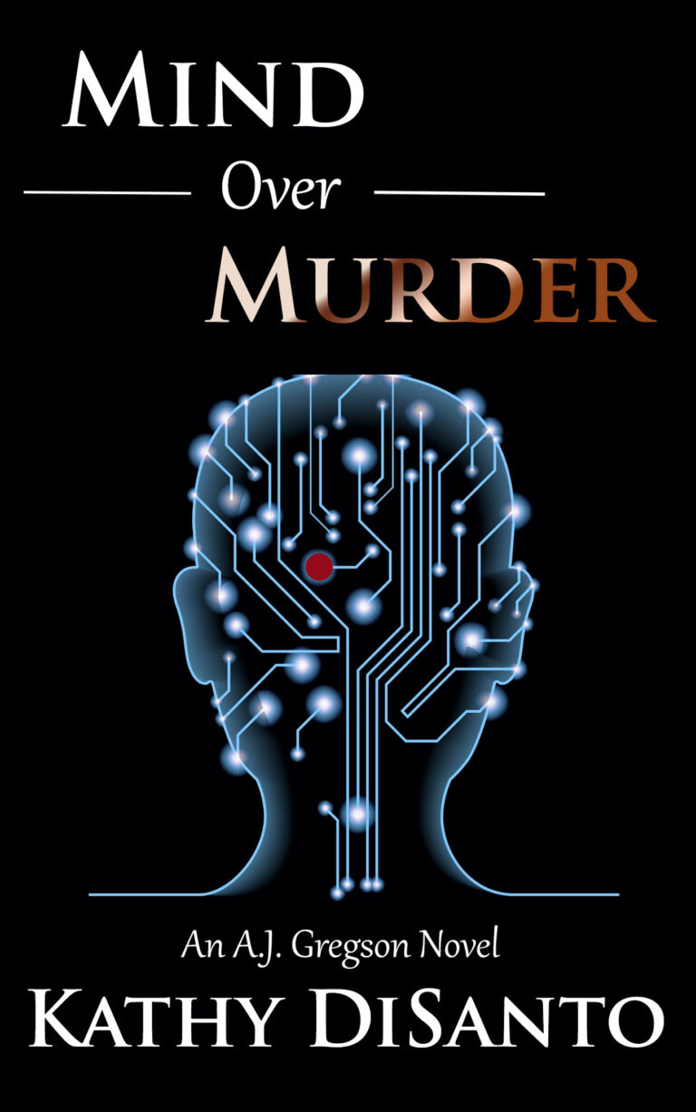 BOOK BLAST: MIND OVER MURDER by Kathy DiSanto Plus Giveaway!