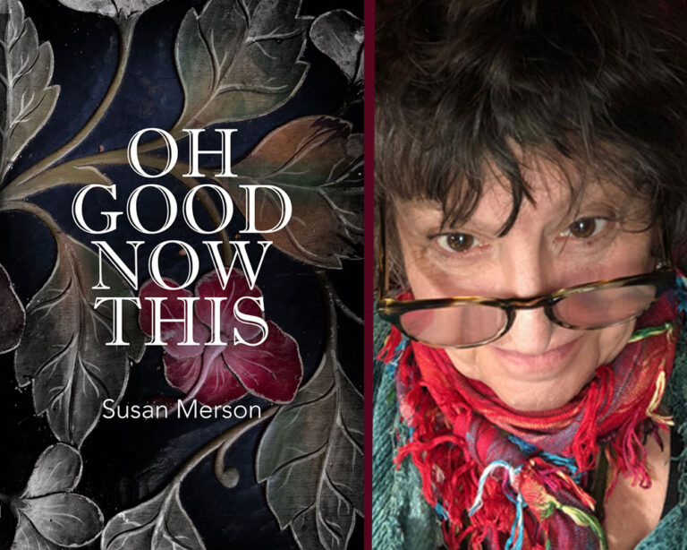 GUEST BLOG: SHOVED AROUND BY GHOSTS by Susan Merson Plus Giveaway!