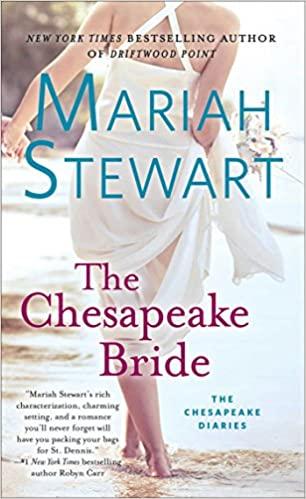 4 STAR REVIEW: The Chesapeake Bride by Mariah Stewart