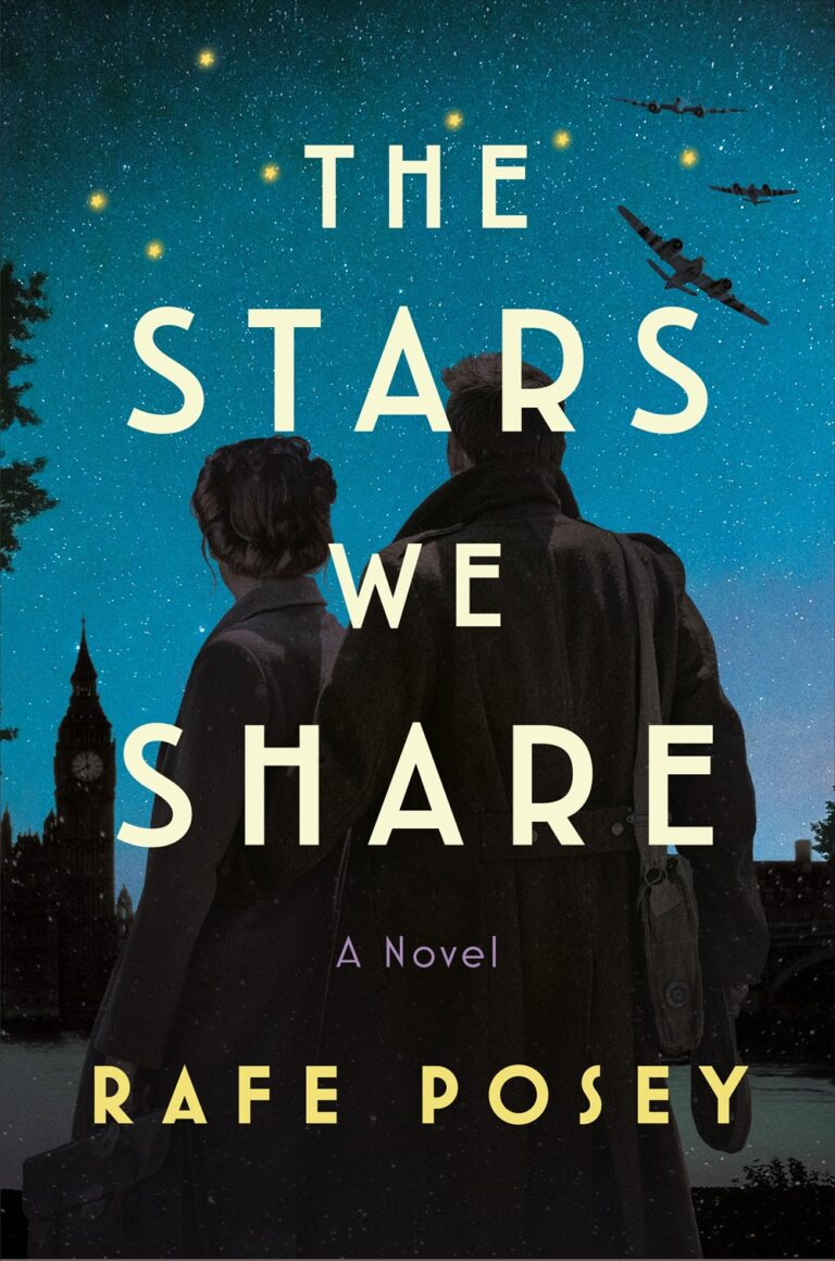 NEW RELEASE: THE STARS WE SHARE by Rafe Posey