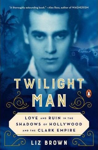 NEW RELEASE: TWILIGHT MAN  by Liz Brown