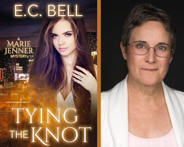 INTERVIEW: E.C. Bell on TYING THE KNOT Plus Giveaway!