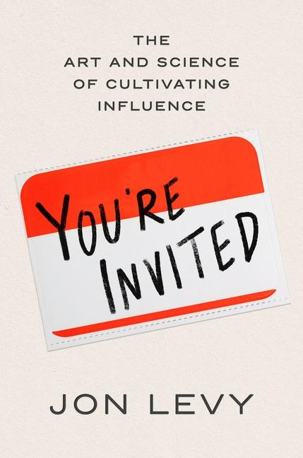 NEW RELEASE: YOU'RE INVITED by Jon Levy