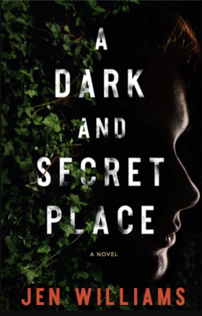 NEW RELEASE: A DARK AND SECRET PLACE by Jen Williams