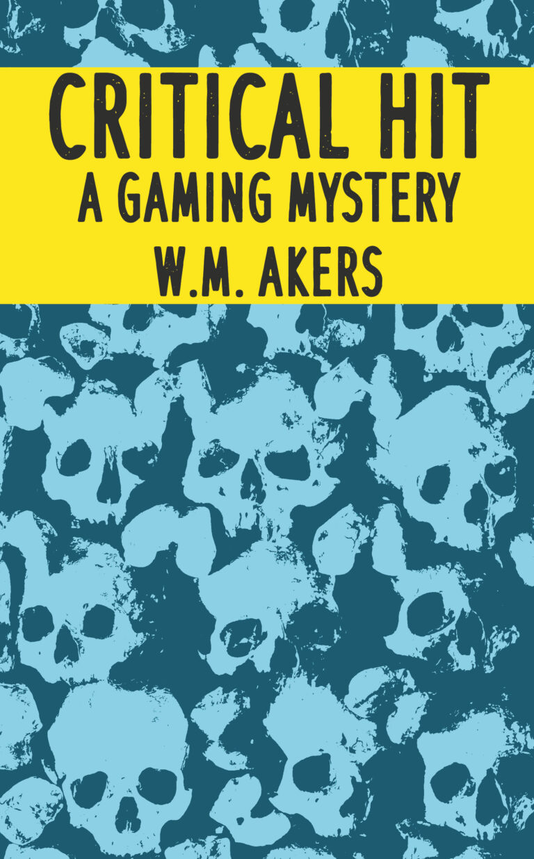 BOOK BLAST: CRITICAL HIT by W.M. Akers Plus Giveaway!