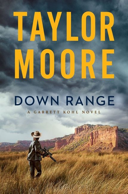 4.5 STAR REVIEW: DOWN RANGE by Taylor Moore