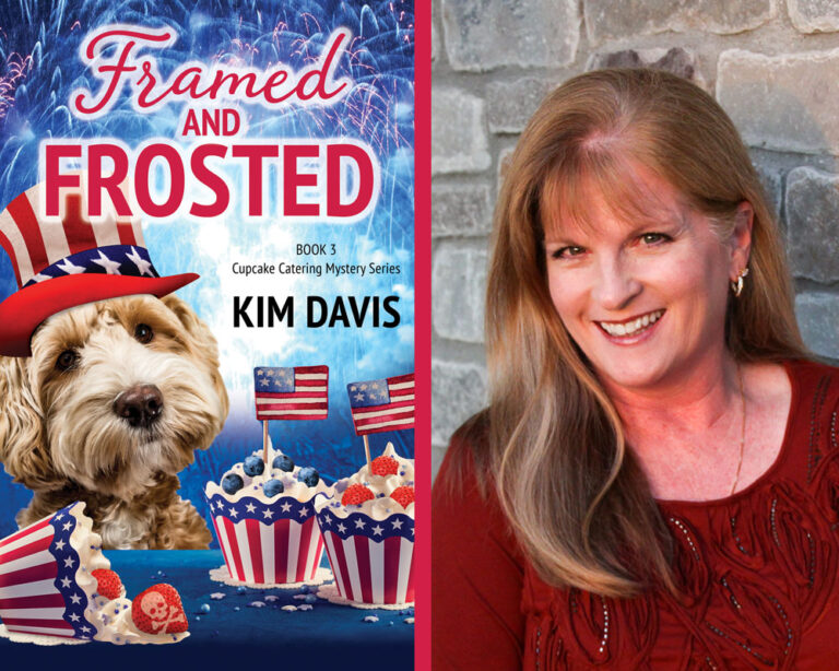 GUEST BLOG: Self-Doubts by Kim Davis Plus Giveaway!