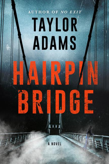 NEW RELEASE: HAIRPIN BRIDGE by Taylor Adams