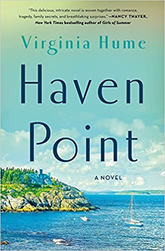 NEW RELEASE: HAVEN POINT by Virginia Hume
