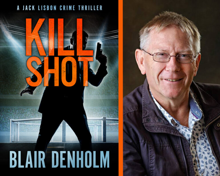 GUEST BLOG: How I Nearly Died On a Soviet Fishing Boat by Blair Denholm Plus Giveaway!