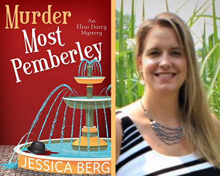 GUEST BLOG: Mr. Darcy Went Commando by Jessica Berg Plus Giveaway!