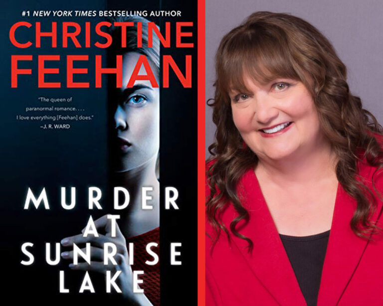 INTERVIEW: With #1 New York Times Bestselling Author CHRISTINE FEEHAN! Plus Giveaway!