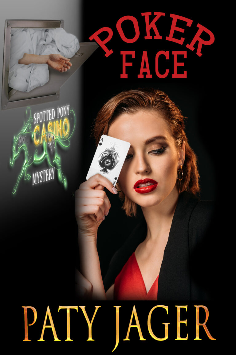 4.5 STAR REVIEW: POKER FACE by Paty Jager