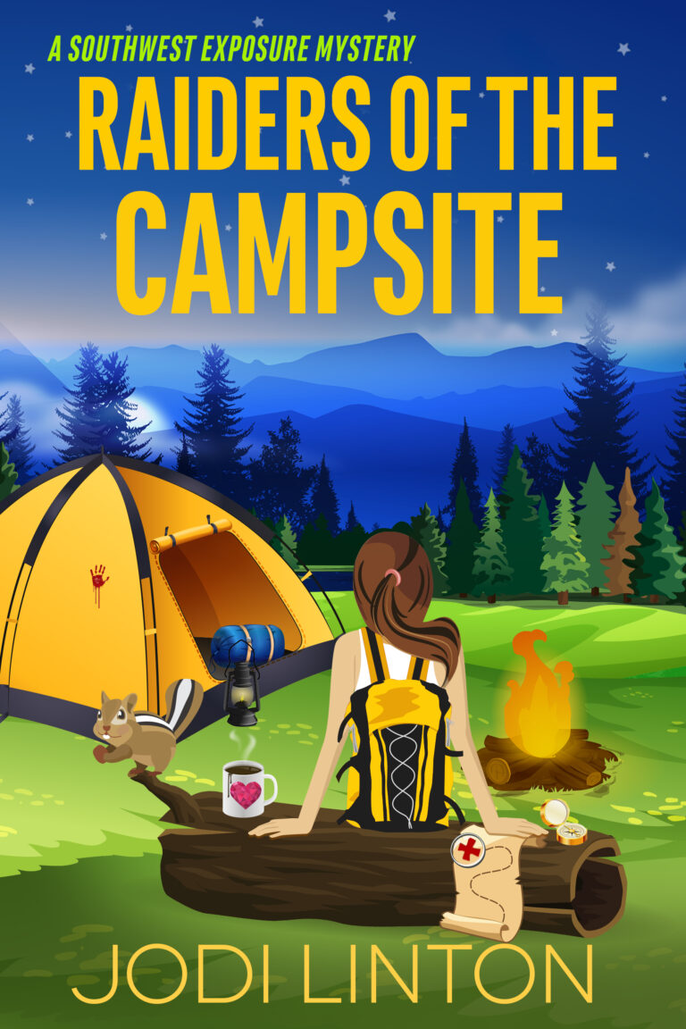 5 STAR REVIEW: RAIDERS OF THE CAMPSITE by Jodi Linton