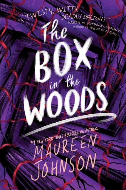 NEW RELEASE: THE BOX IN THE WOODS by Maureen Johnson