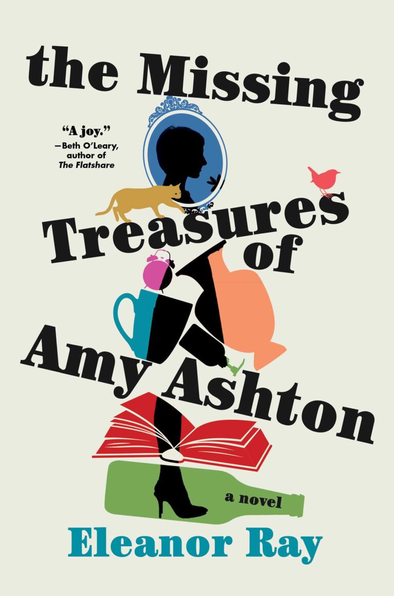 NEW RELEASE: THE MISSING TREASURES OF AMY ASHTON by Eleanor Ray