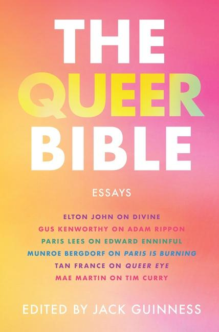 NEW RELEASE: THE QUEER BIBLE by Jack Guinness