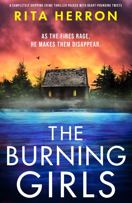 NEW RELEASE: THE BURNING GIRLS by Rita Herron