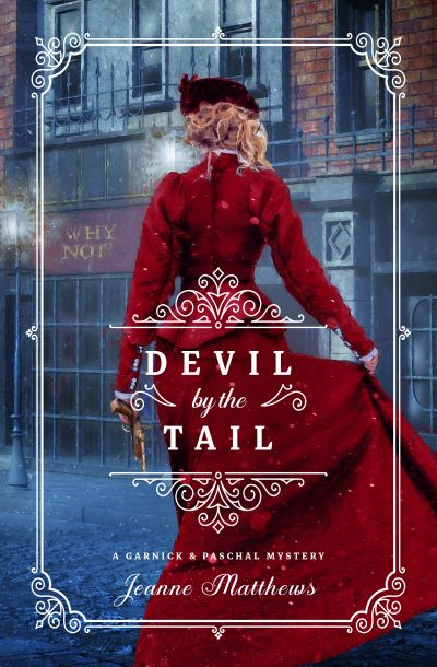 4 STAR REVIEW: DEVIL BY THE TAIL by Jeanne Matthews