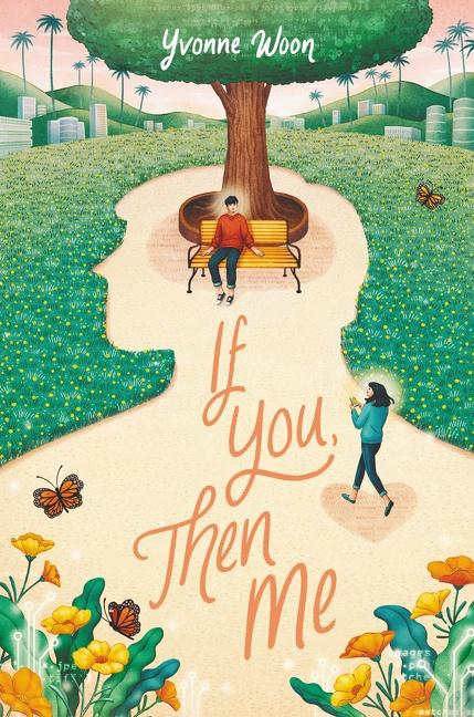 NEW RELEASE: IF YOU, THEN ME by Yvonne Woon