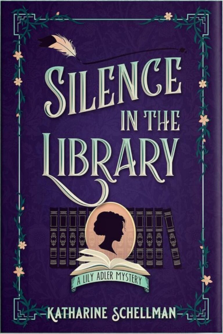 5 Star Review: SILENCE IN THE LIBRARY by Katharine Schellman