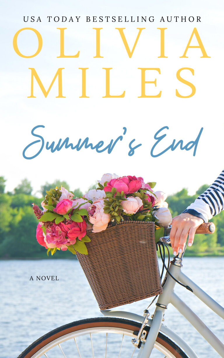 4 STAR REVIEW: SUMMER'S END by Olivia Miles