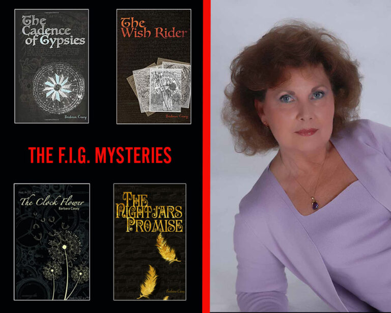 GUEST BLOG: Finding the Emotion by Barbara Casey Plus Giveaway!