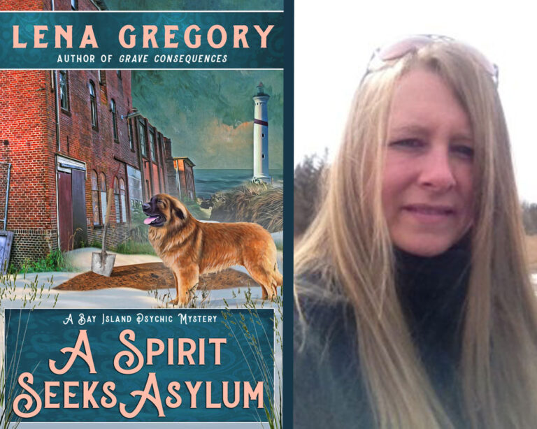 GUEST BLOG: Brushes With the Paranormal by Lena Gregory Plus Giveaway!