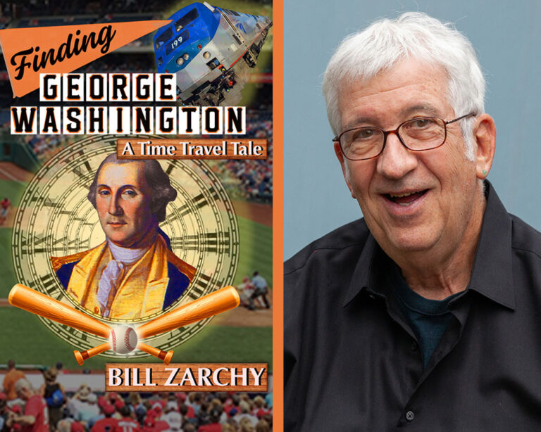 INTERVIEW: With The Wonderful and Talented Bill Zarchy Plus Giveaway!