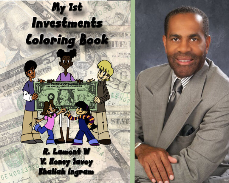 GUEST BLOG: What Inspired Me to Write My Book(s) by R. LaMont W. Plus Giveaway!