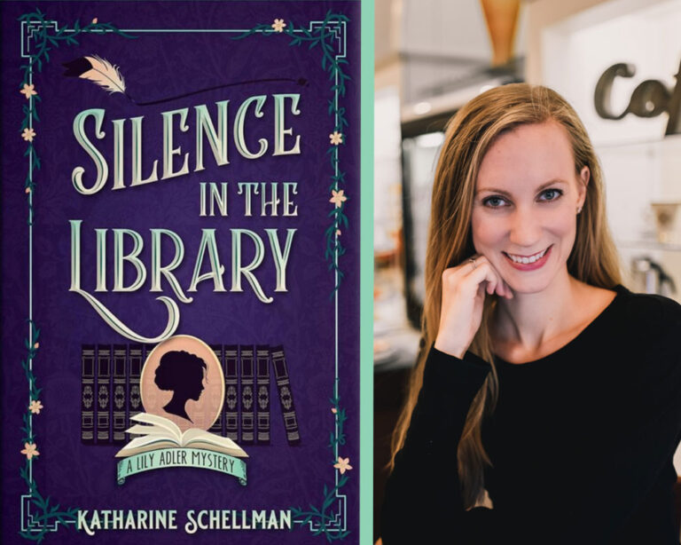 GUEST BLOG: Are You in My Book? by Katharine Schellman Plus Giveaway!