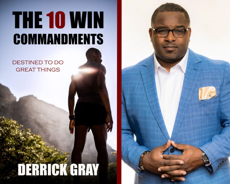 GUEST BLOG: 5 Ways to Find Inspiration by Derrick Gray Plus Giveaway!