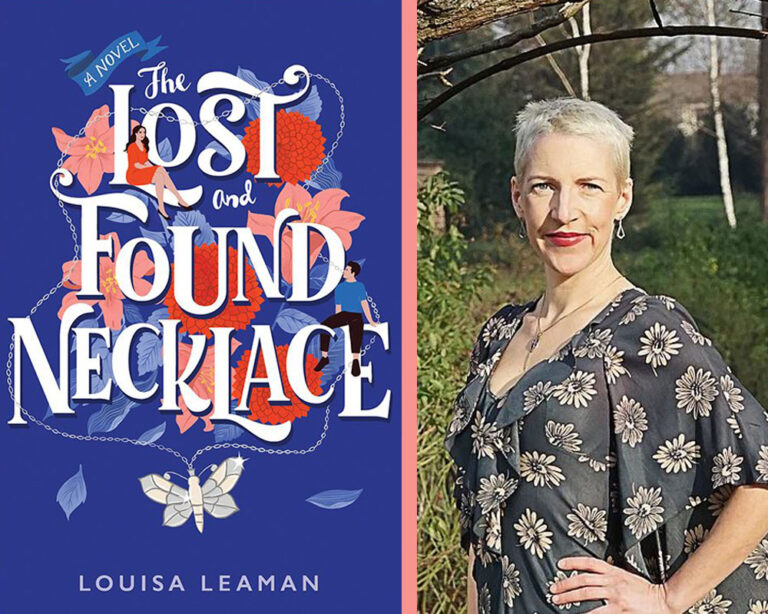 GUEST BLOG: The Magic of Heirlooms by Louisa Leaman Plus Giveaway!