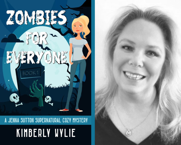 GUEST BLOG: How I Became An Author by Kimberly Wylie Plus Giveaway!
