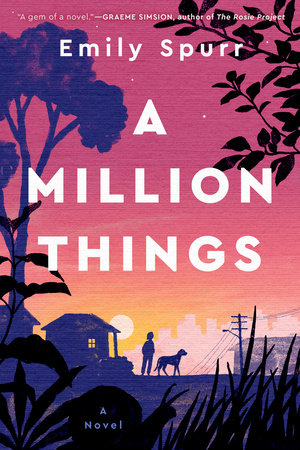 4 STAR REVIEW: A MILLION THINGS by Emily Spurr