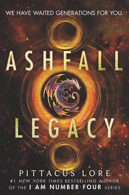NEW RELEASE: ASHFALL LEGACY by Pittacus Lore