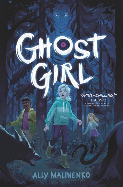 NEW RELEASE: GHOST GIRL by Ally Malinenko
